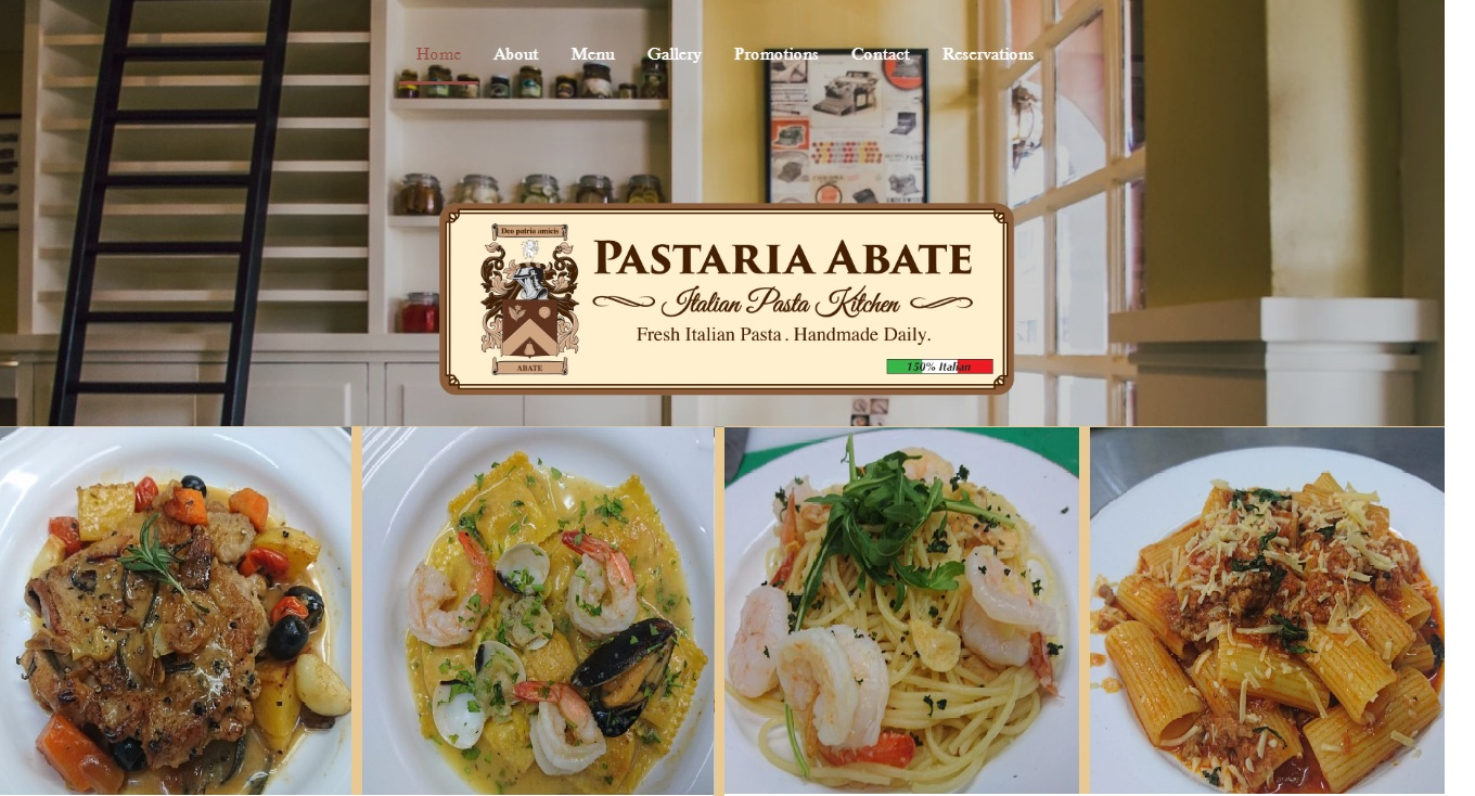 PASTARIA ABATE's Homepage