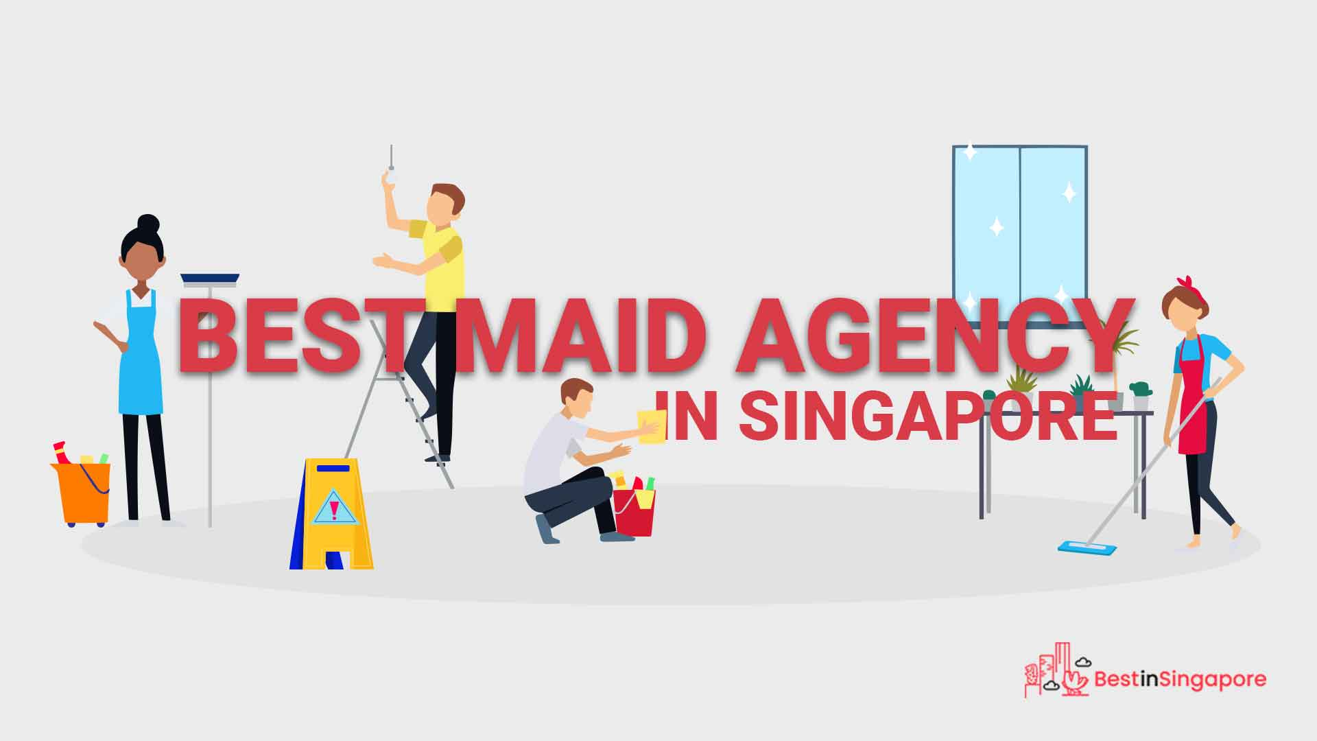 Best Maid Agency in Singapore