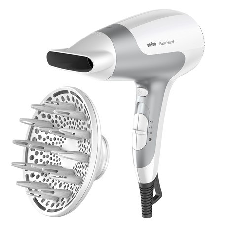 Braun Satin Hair HD 585 Hair Dryer