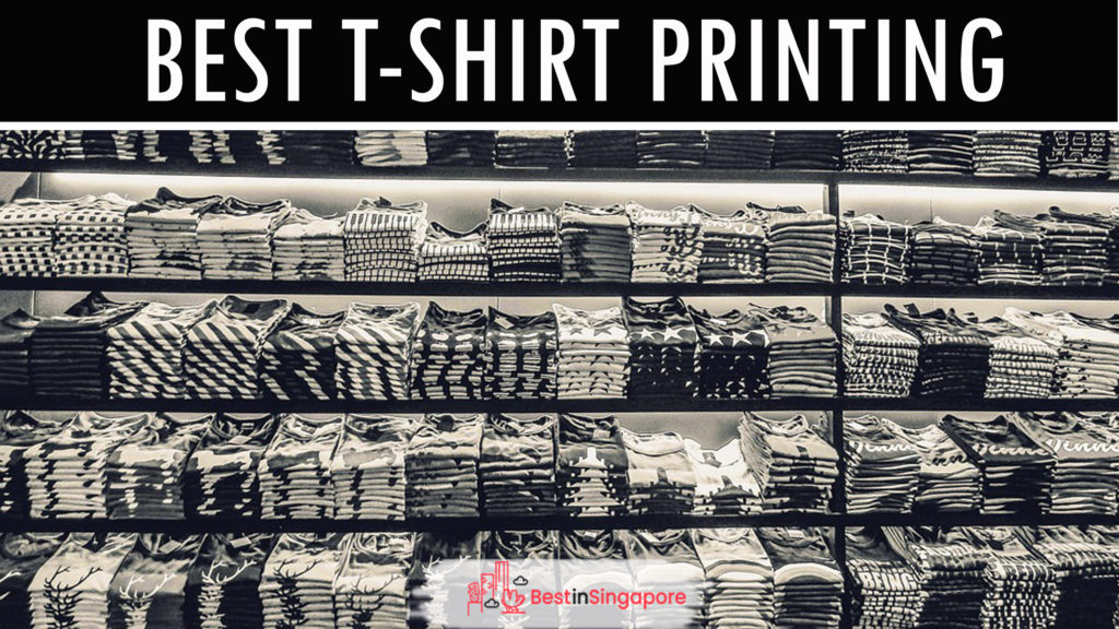 Best T-Shirt Printing Services