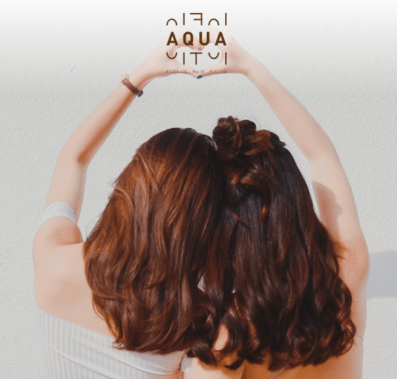 AQUA HAIR KOREAN SALON'S SERVICE