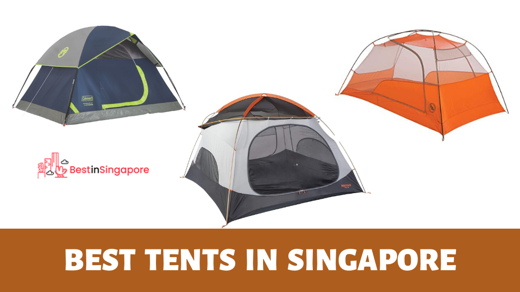 Best Camping Tents Singapore