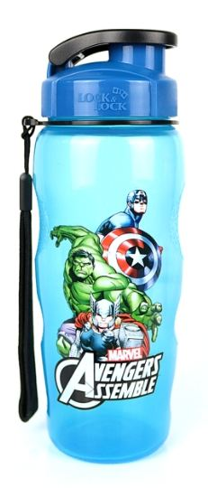Lock & Lock Marvel Kids Water Bottle