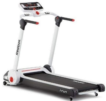 REEBOK'S I-RUN 3.0 TREADMILL
