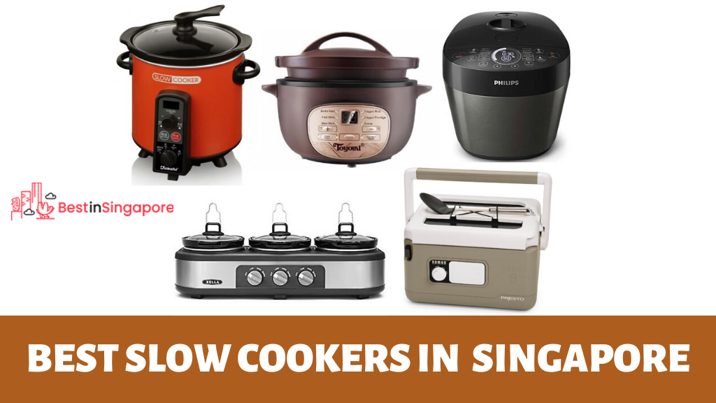 Best Slow Cookers Singapore