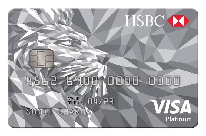 HSBC's Platinum Card