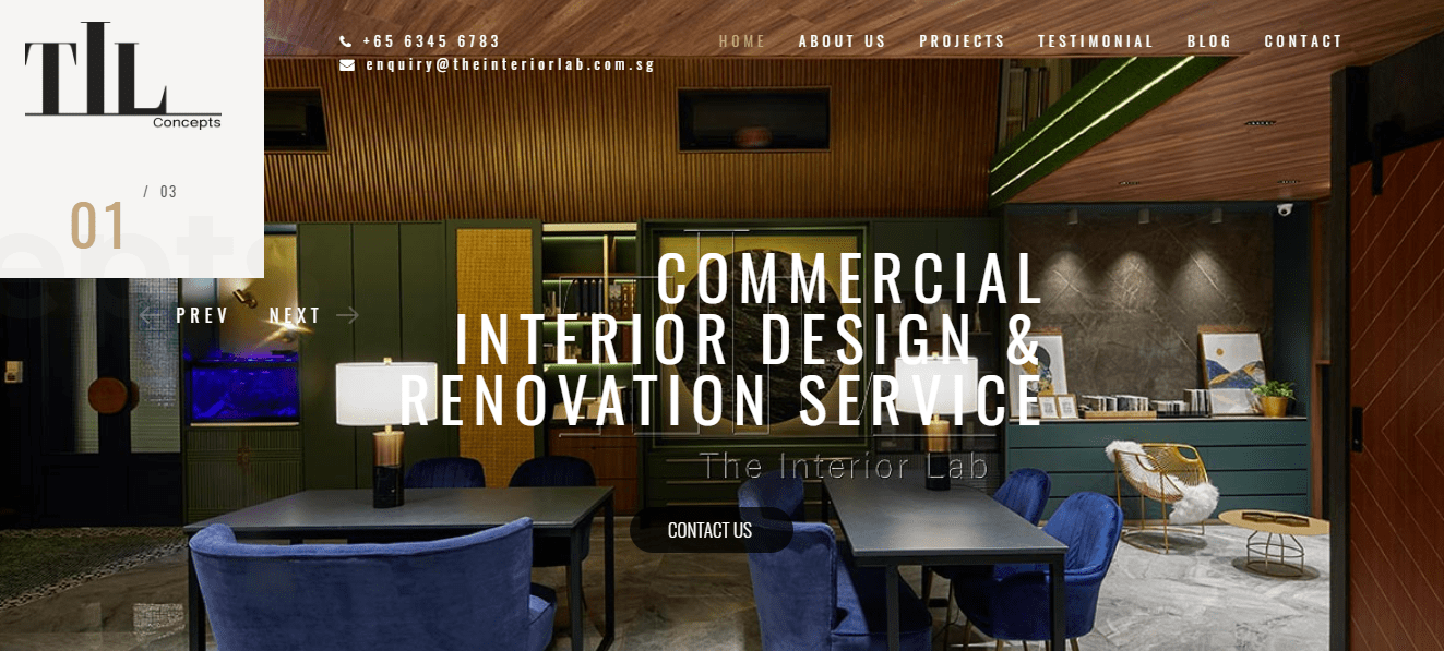 The Interior Lab's Homepage