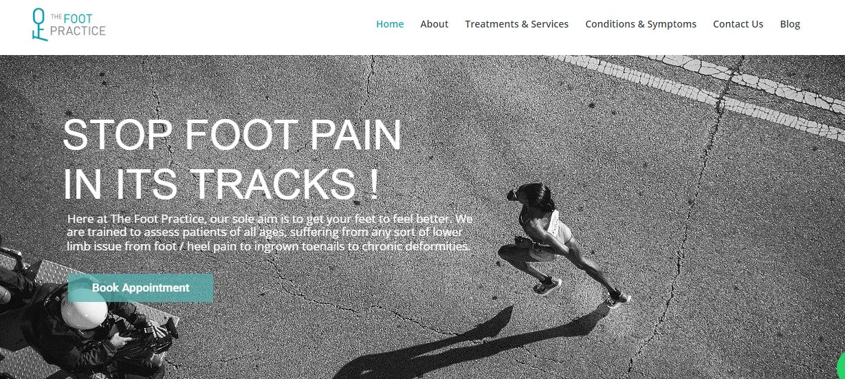 The Foot Practice's Homepage