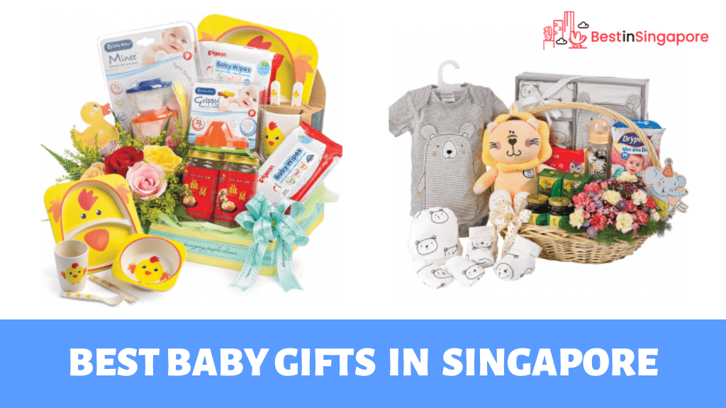 Best Baby Gifts in Singapore