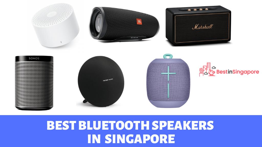 Best Bluetooth Speakers in Singapore