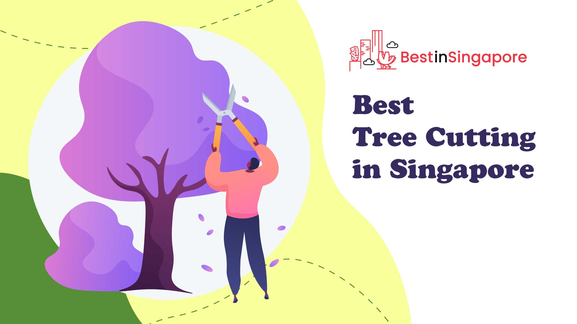 Best Tree Cutting in Singapore