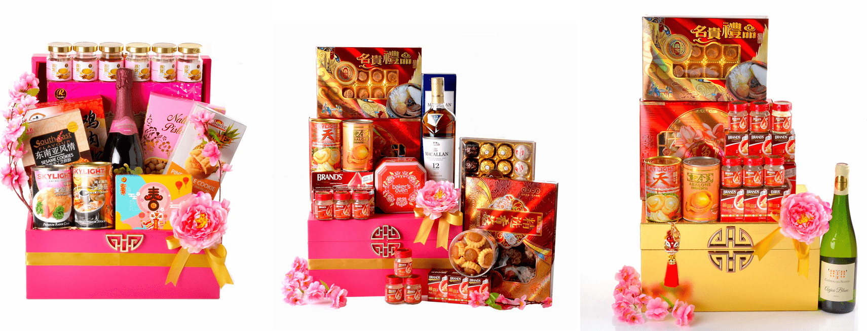 Angel Florist Chinese New Year Hampers