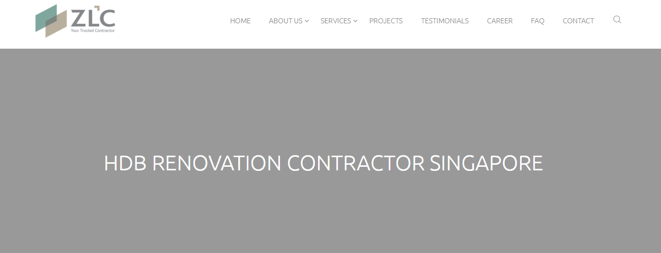 ZLC Construction's Homepage