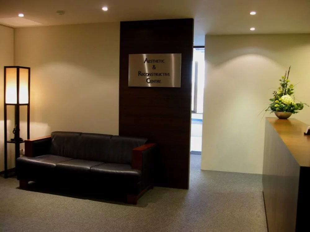 Aesthetic and Reconstructive Centre's Lounge