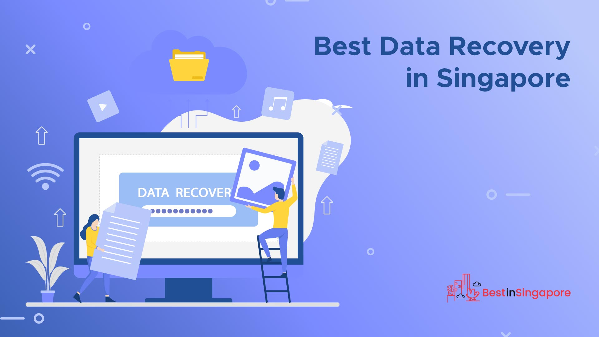 Best Data Recovery in Singapore
