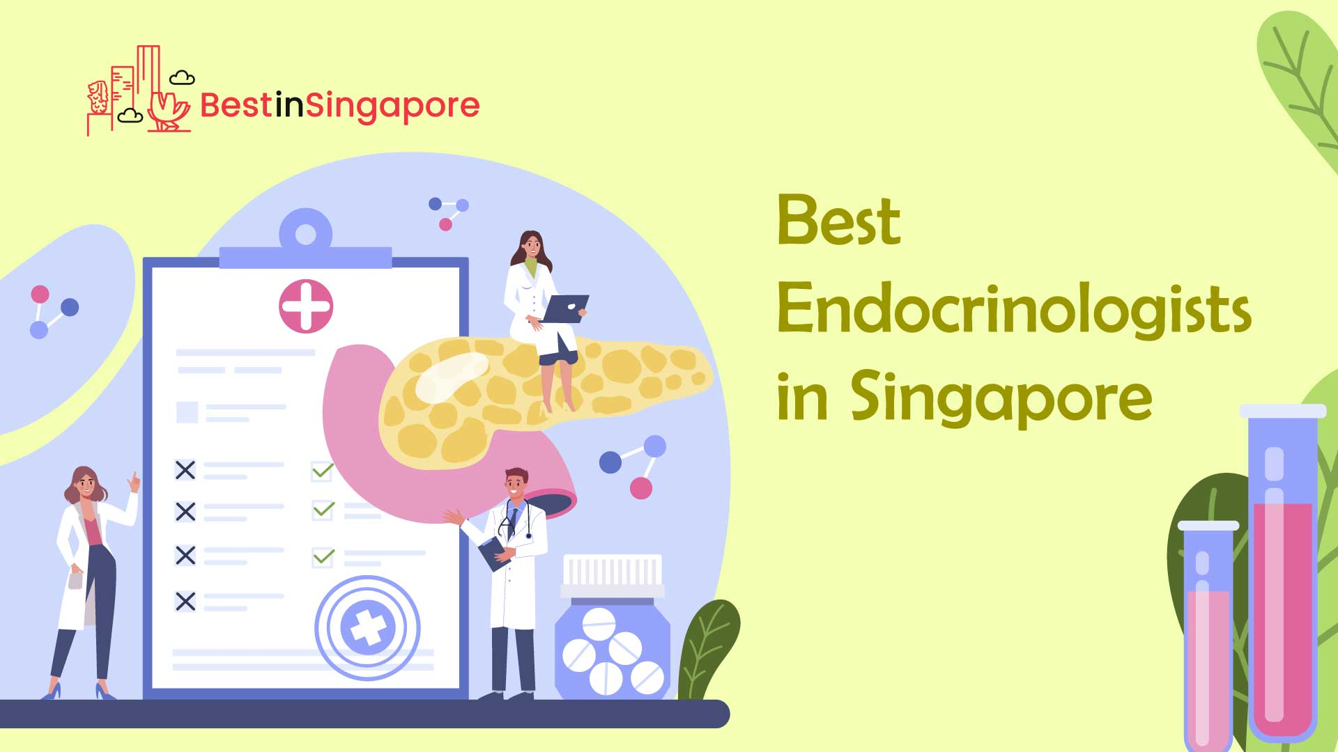 Best Endocrinologists in Singapore