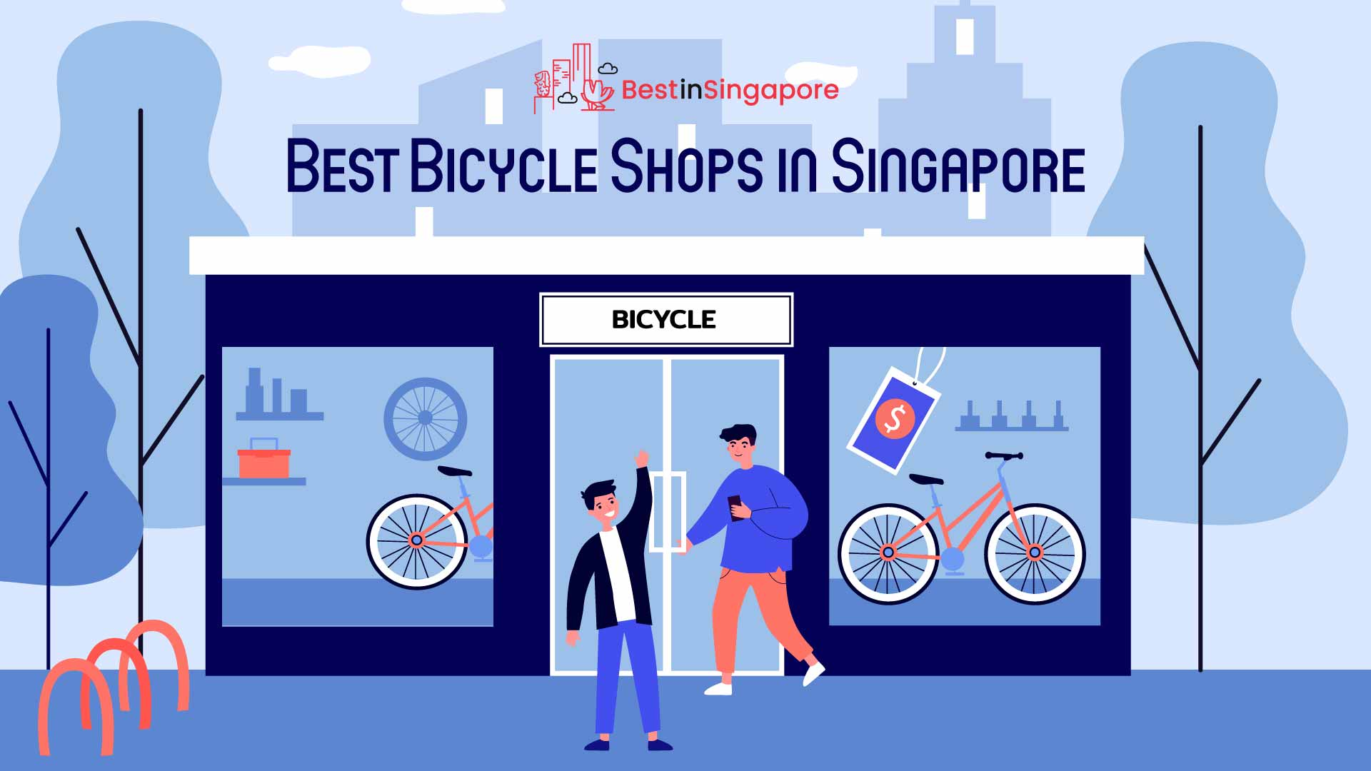 Best Bicycle Shops in Singapore