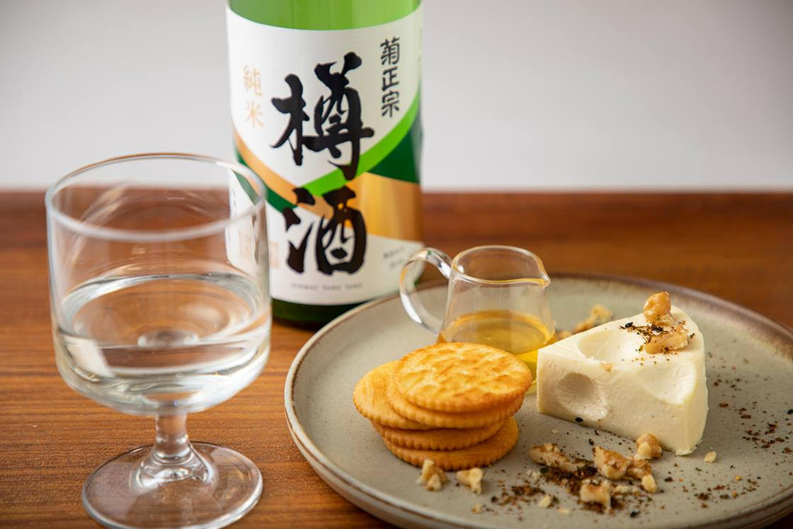 Sake Inn's Wine