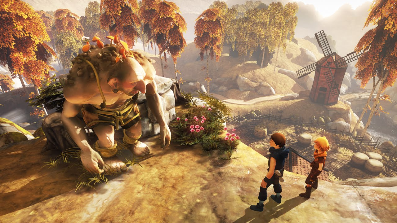 Brothers: A Tale of Two Sons Game
