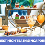 6 Best Places for Afternoon High Tea in Singapore (2021)