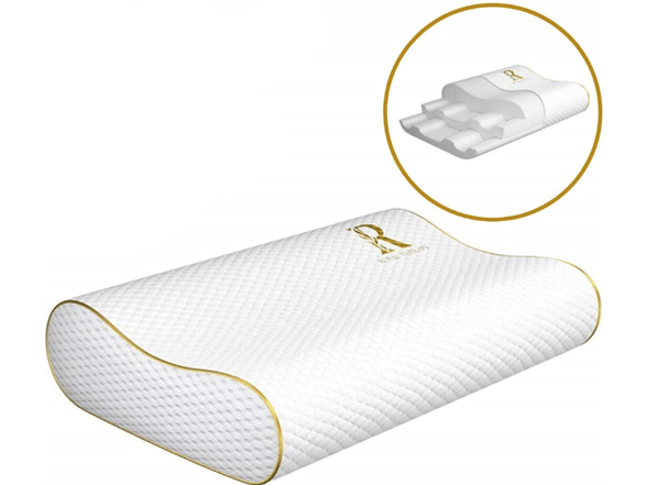 Royal Therapy Queen Memory Foam Pillow
