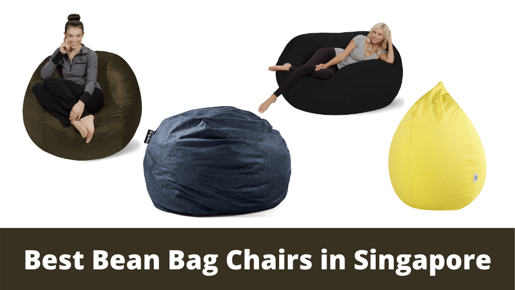 The 5 Best Bean Bag Chairs in Singapore