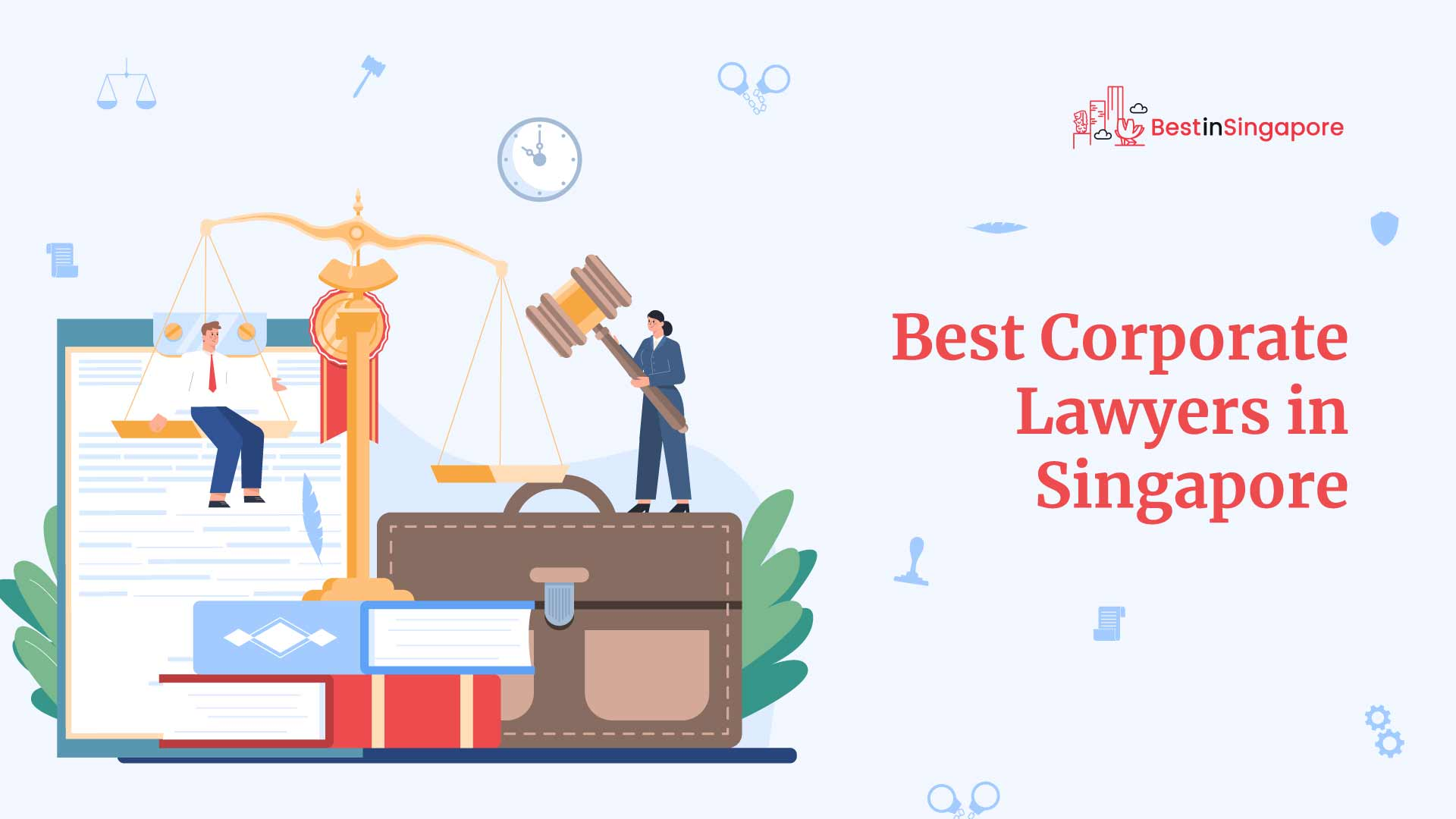 Best Corporate Lawyers in Singapore