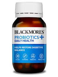 Blackmores Probiotics+