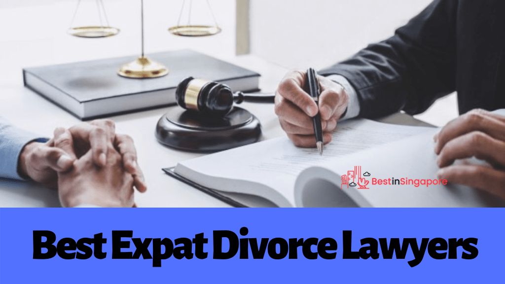 The 6 Best Expat Divorce Lawyers in Singapore