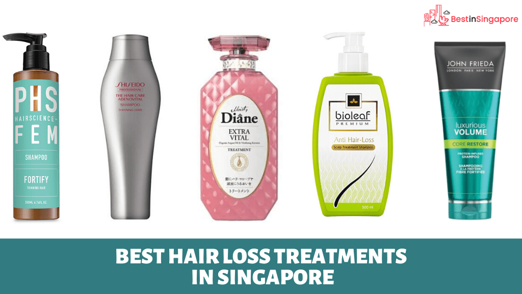 Best Hair Loss Treatments in Singapore