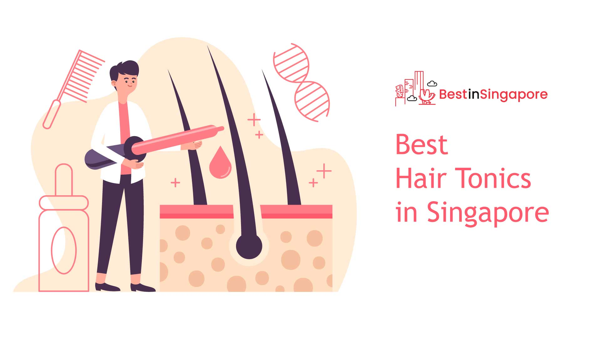 Best Hair Tonics in Singapore