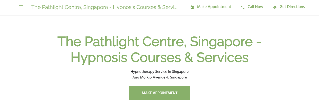 The Pathlight Centre's Homepage