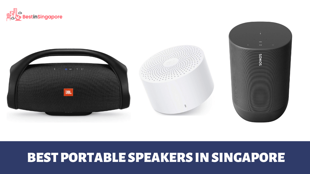 Best Portable Speakers in Singapore