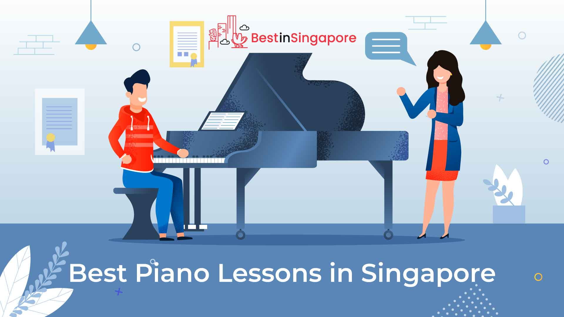 Best Piano Lessons in Singapore