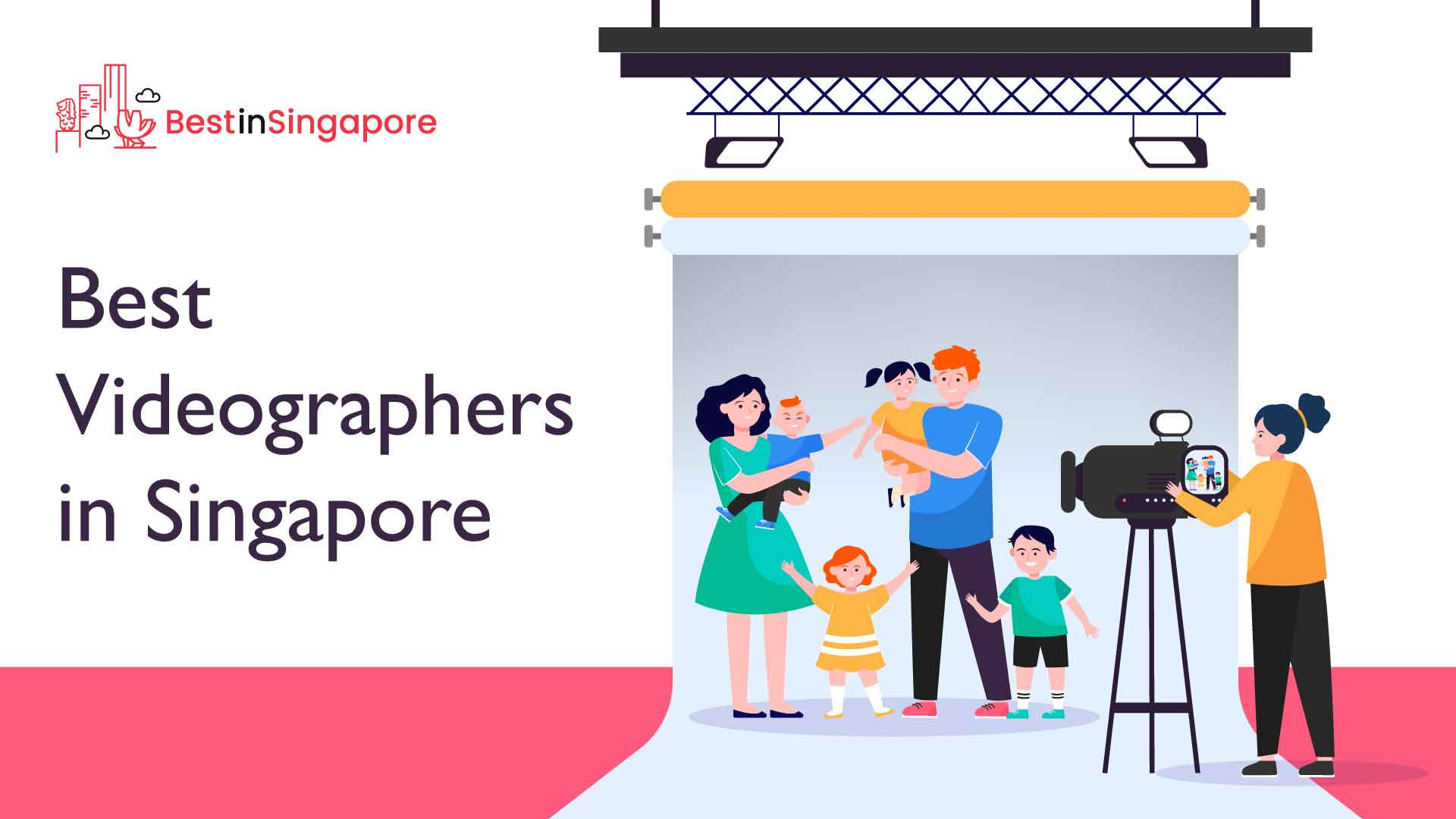 Best Videographers in Singapore