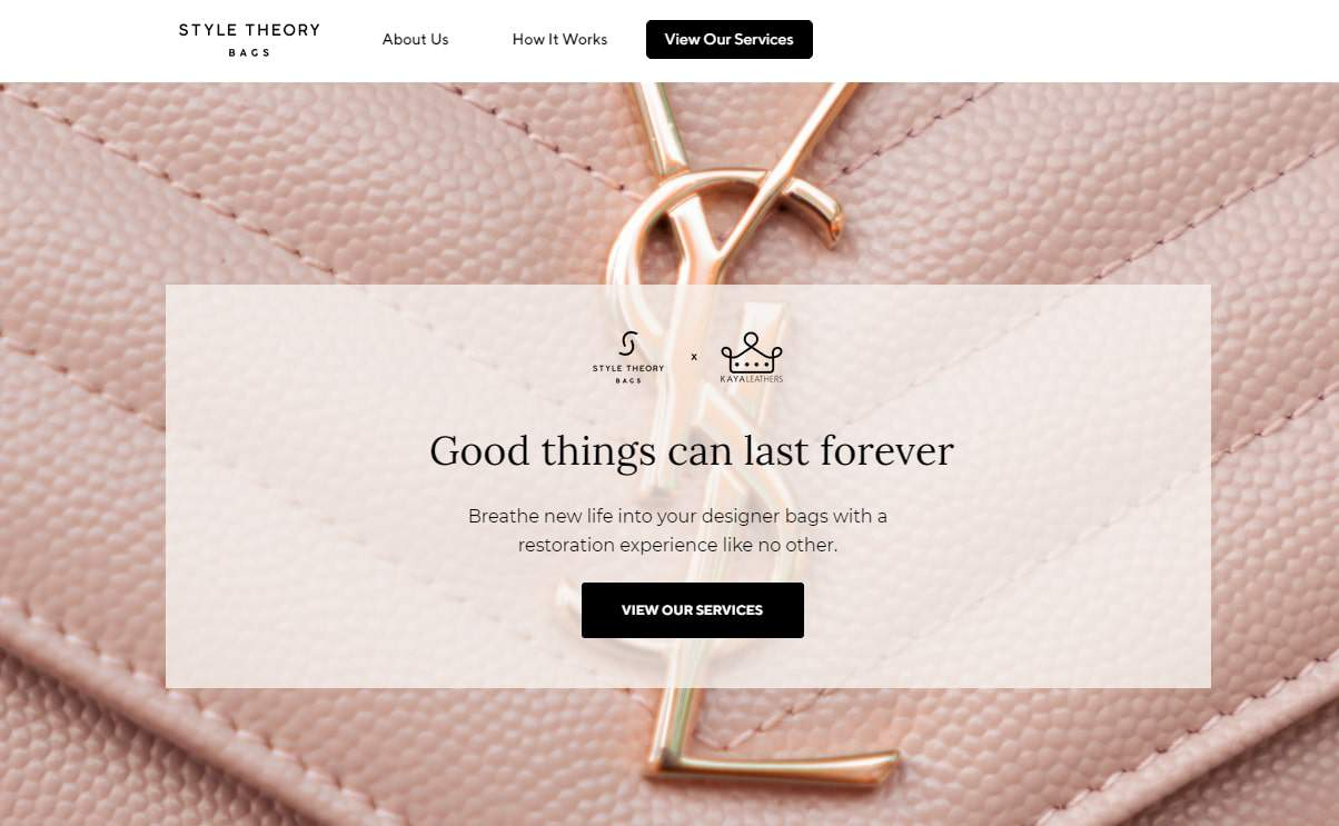 Style Theory's Homepage