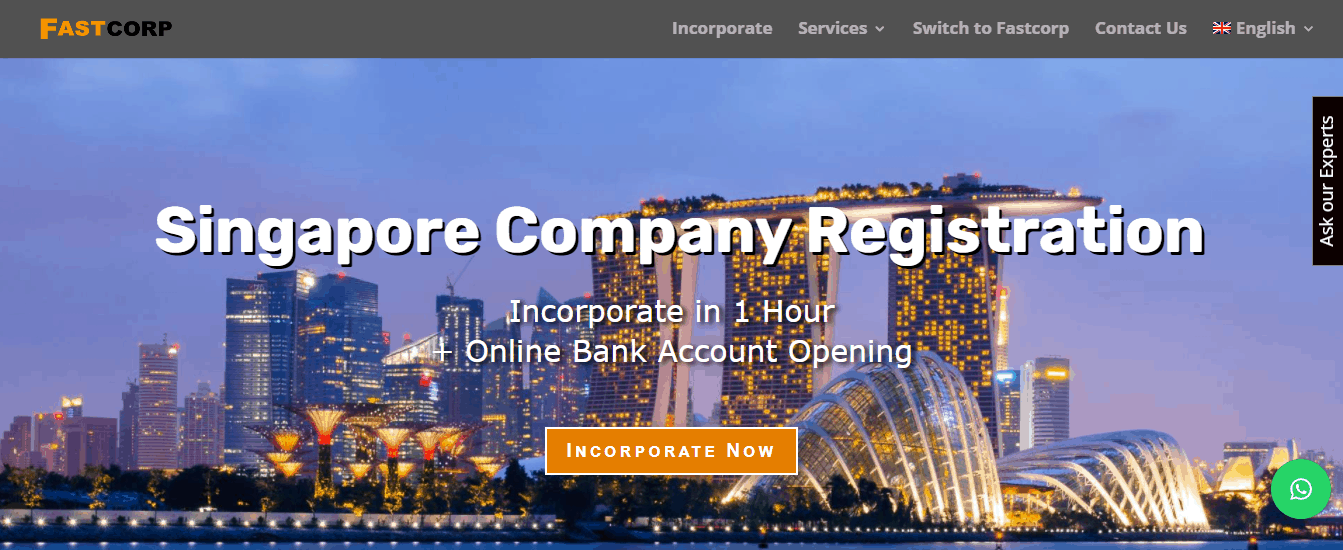 Fastcorp's Homepage