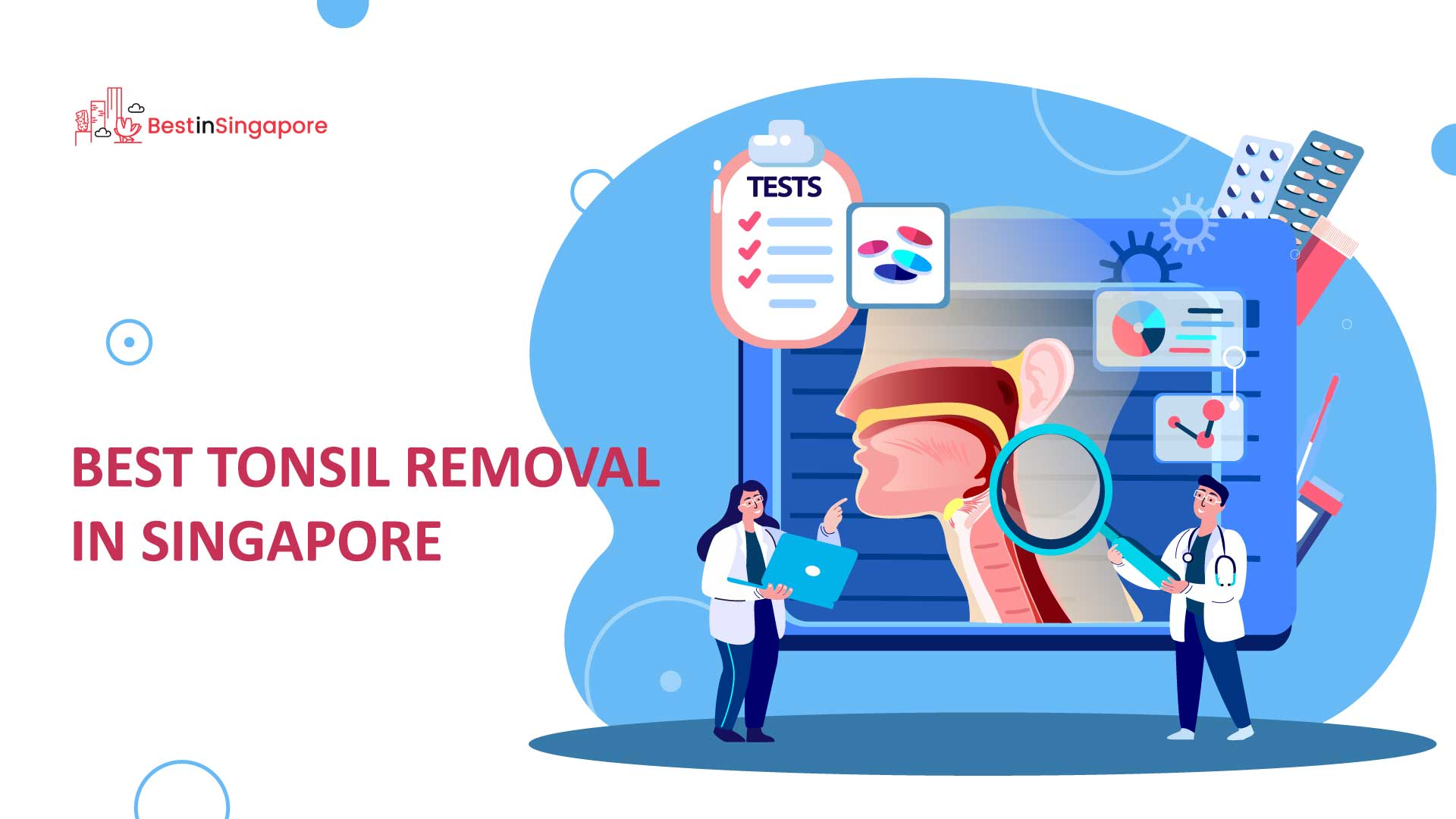Best Tonsil Removal in Singapore