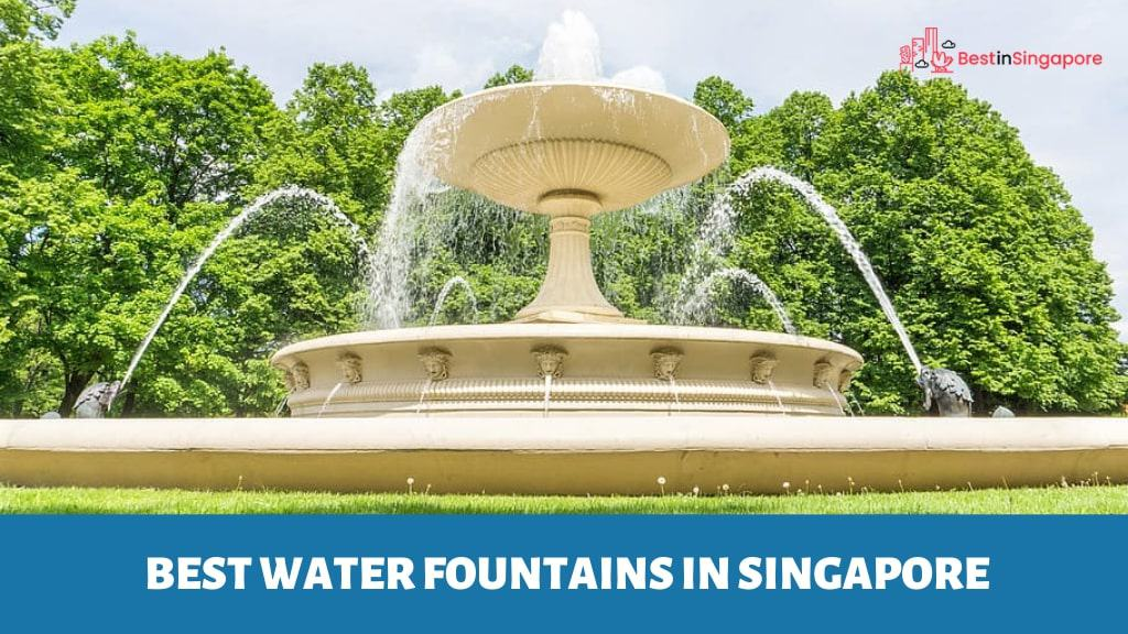 Best Water Fountain in Singapoore