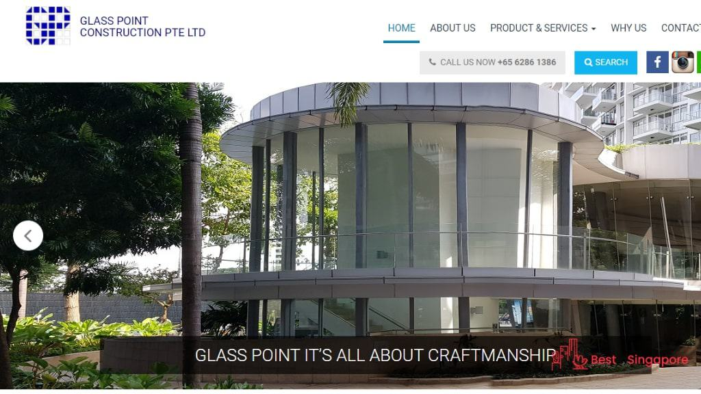 Glass Point's Homepage