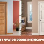 The 5 Shops for Best Nyatoh Doors in Singapore