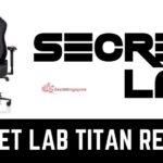 SecretLab Titan 2020 Series Review