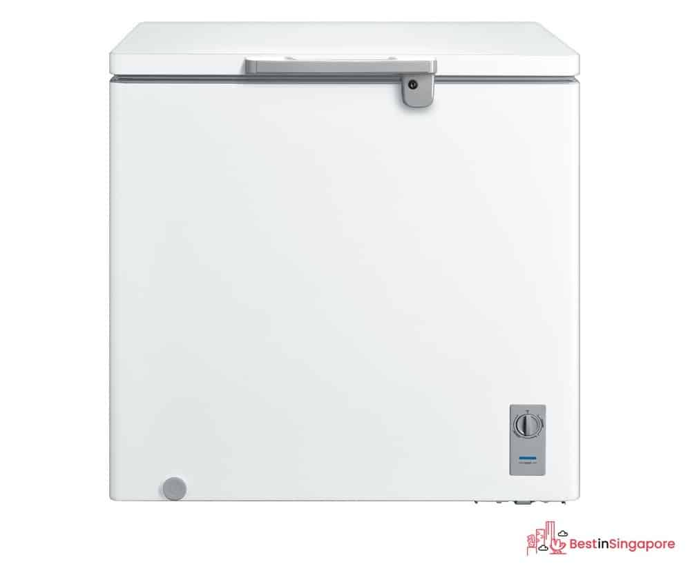 Midea Chest Freezer MDRC152FZG01-SG