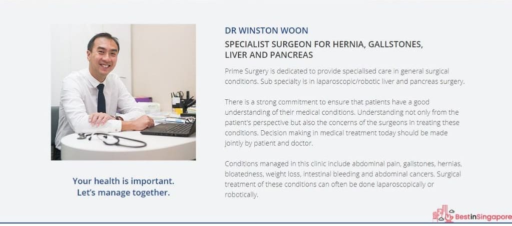 Dr. Winston Woon's Homepage