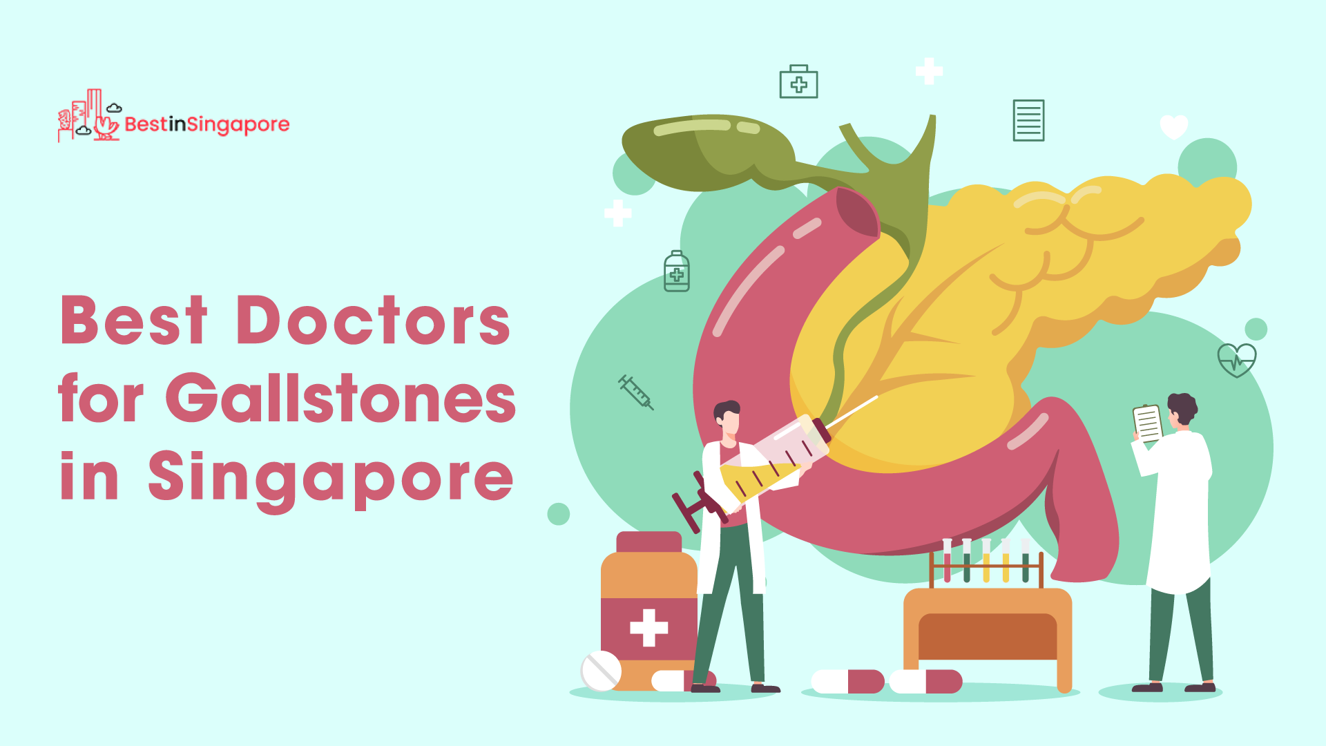 Best Doctors for Gallstones in Singapore