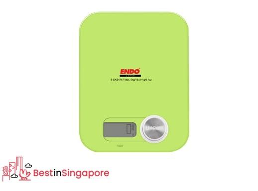 ENDO E-DKS1747 Digital Kitchen Scale
