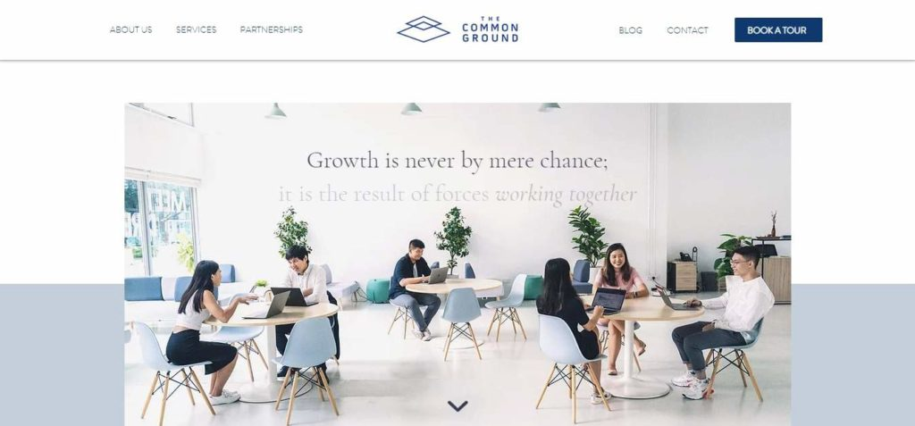 The Common Ground's Homepage