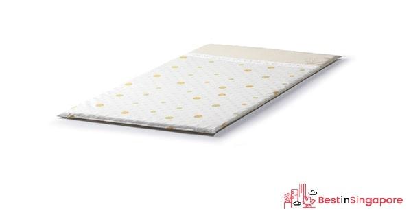 Aprica 3D Memory Foam Mattress