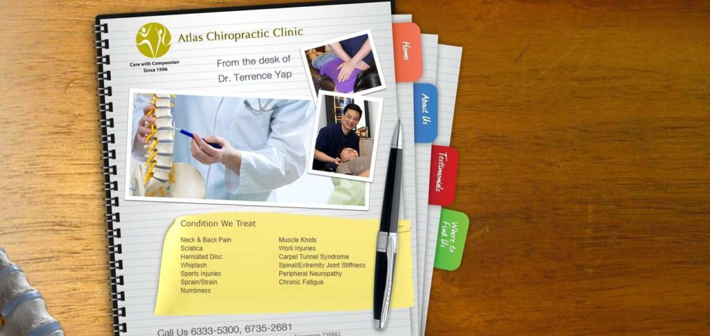 Dr. Terrence Yap – Atlas Chiropractic Clinic's Homepage